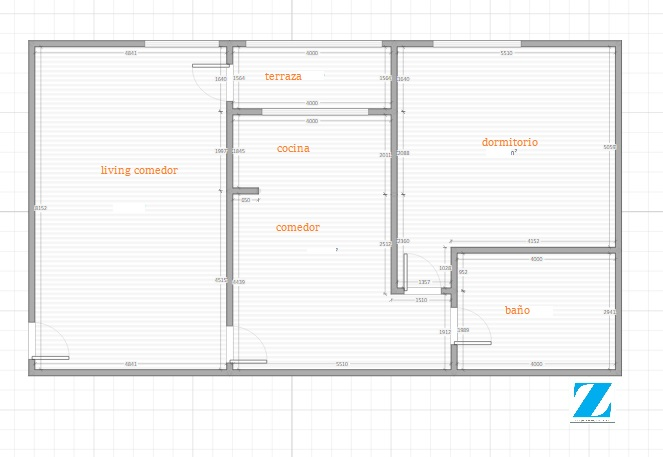 Cordon:50 m2 1 dorm